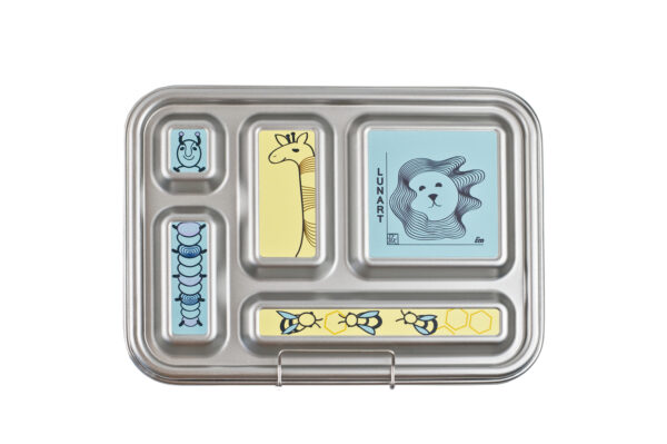 Lunart-Stainless-Bento-5Compartments
